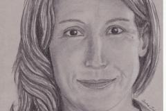 Carlie Johnston-Self Portrait