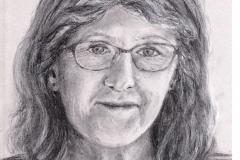 Cheryl Craine-Self Portrait