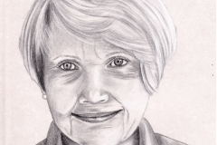 Jan Cummings-Self Portrait