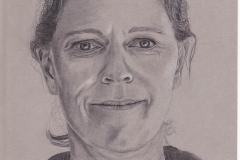 Laila Tonder-Self Portrait