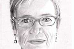 Lynne Linton-Self Portrait