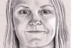 Shelley Novello-Self Portrait